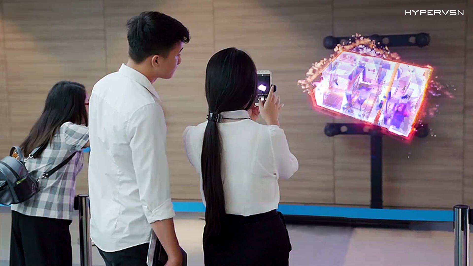 Vinhomes opening ceremony in Vietnam
