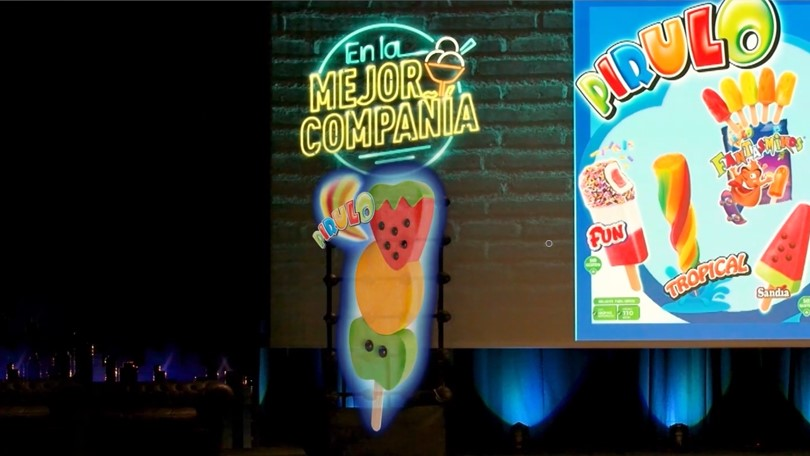 Nestle Uses Holograms to Launch New Product Range