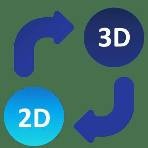 2D-3D Assets