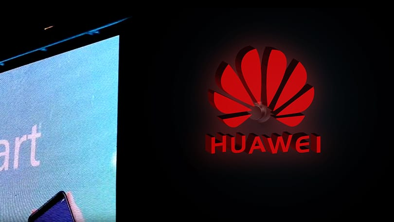 HYPERVSN 3D holographic visuals at Huawei VIP event in Peru