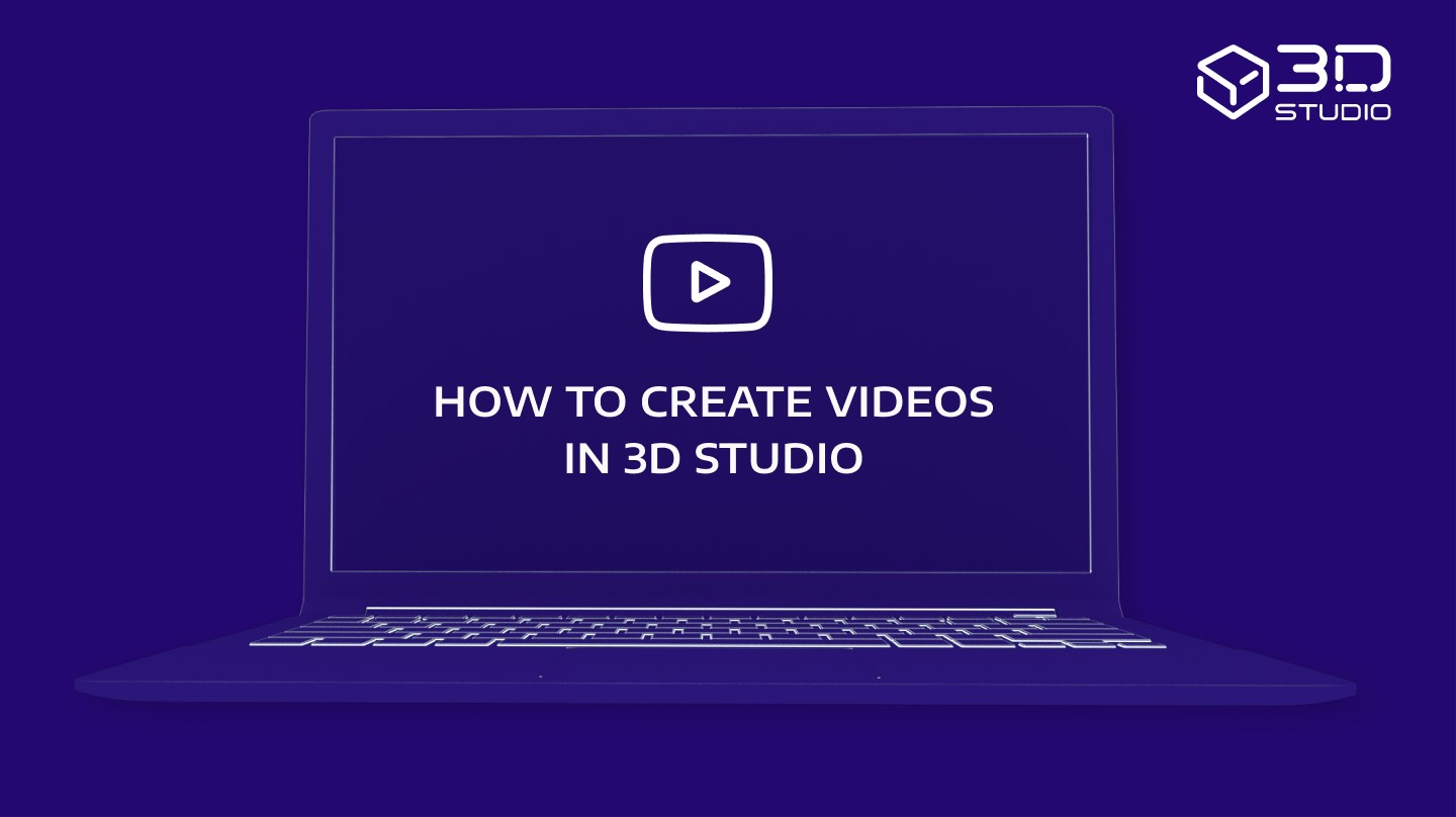 How to Create Videos in 3D Studio