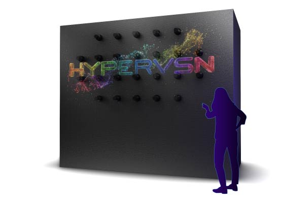 HYPERVSN - image size choice and configuration