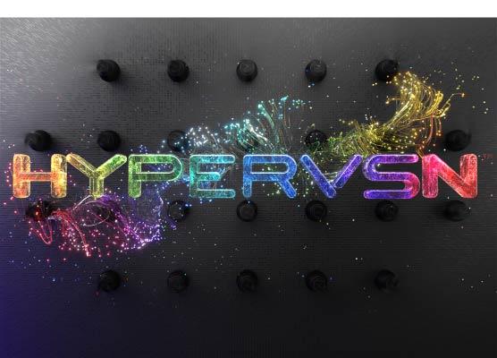 HYPERVSN 3D Holographic Device