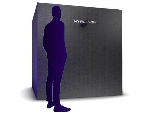 Original HYPERVSN - innovative technology and revolutionary device