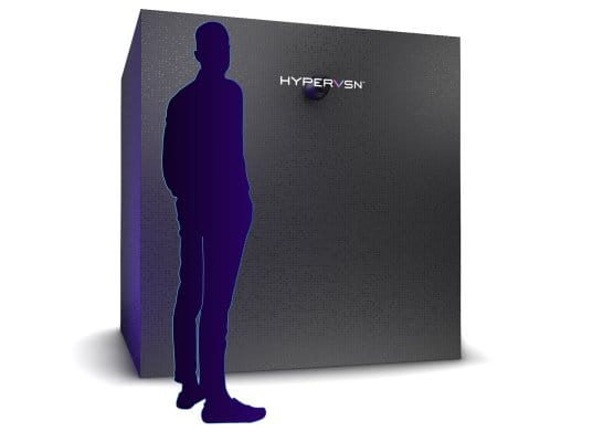 Original HYPERVSN - innovative technology and revolutionary device