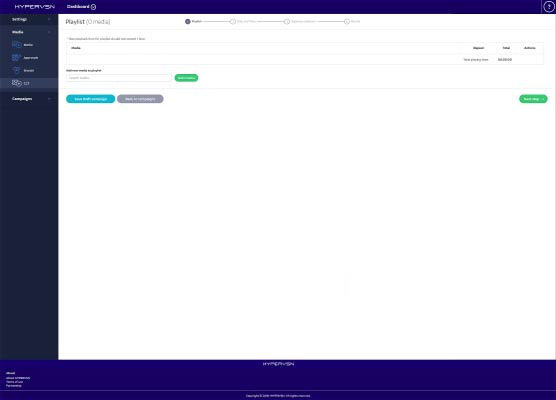 HYPERVSN - advanced managing and planning